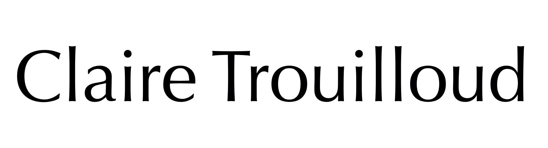 Claire Trouilloud